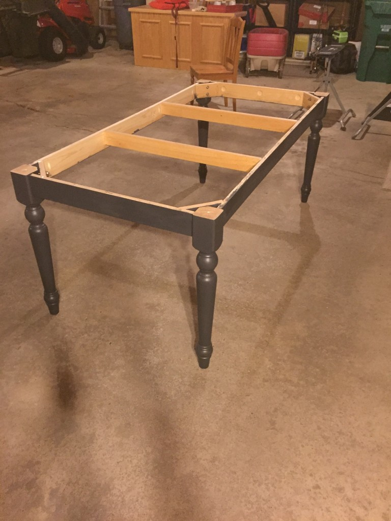 DIY Kitchen Table18